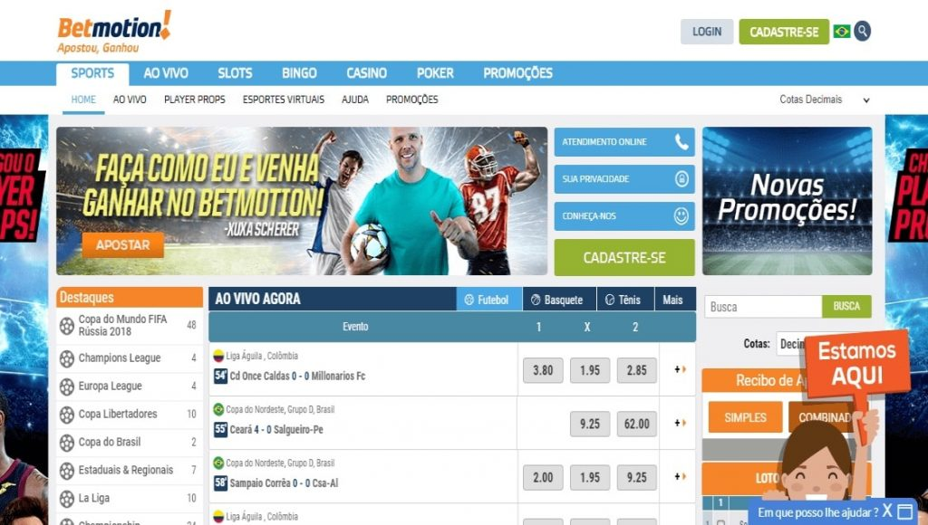 Betmotion 20 online NetEnt 513756